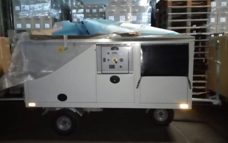 KOCOVERK Aircraft Heater DELTA III